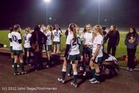 0130 VHS Girls Soccer Seniors Night 2012 102512