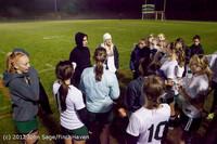 0131 VHS Girls Soccer Seniors Night 2012 102512