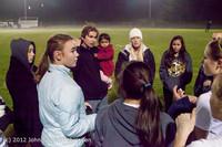 0133 VHS Girls Soccer Seniors Night 2012 102512