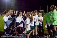0135 VHS Girls Soccer Seniors Night 2012 102512
