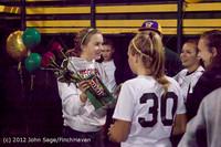 0140 VHS Girls Soccer Seniors Night 2012 102512