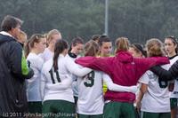 6517 Girls Varsity Soccer v Casc-Chr 101111