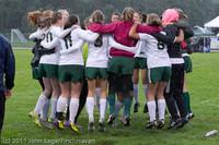 6525 Girls Varsity Soccer v Casc-Chr 101111