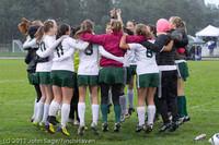 6528 Girls Varsity Soccer v Casc-Chr 101111