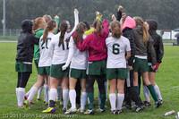 6538 Girls Varsity Soccer v Casc-Chr 101111