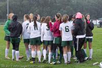 6541 Girls Varsity Soccer v Casc-Chr 101111