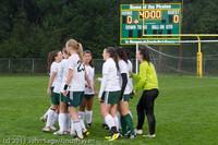6559 Girls Varsity Soccer v Casc-Chr 101111