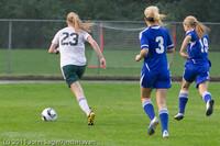 6590 Girls Varsity Soccer v Casc-Chr 101111