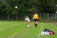 6621 Girls Varsity Soccer v Casc-Chr 101111