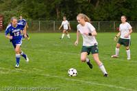 6632 Girls Varsity Soccer v Casc-Chr 101111
