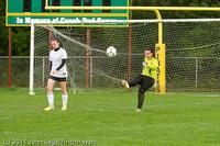 6640 Girls Varsity Soccer v Casc-Chr 101111