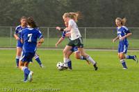 6709 Girls Varsity Soccer v Casc-Chr 101111