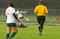 6724 Girls Varsity Soccer v Casc-Chr 101111