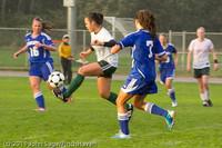 6730 Girls Varsity Soccer v Casc-Chr 101111