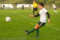 6747 Girls Varsity Soccer v Casc-Chr 101111