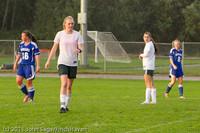 6768 Girls Varsity Soccer v Casc-Chr 101111