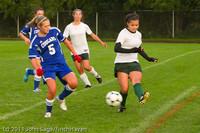 6793 Girls Varsity Soccer v Casc-Chr 101111