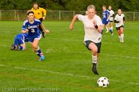 6821 Girls Varsity Soccer v Casc-Chr 101111