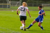 6828 Girls Varsity Soccer v Casc-Chr 101111