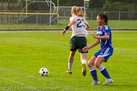 6830 Girls Varsity Soccer v Casc-Chr 101111