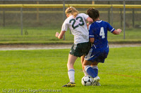 6839 Girls Varsity Soccer v Casc-Chr 101111