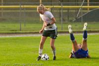 6840 Girls Varsity Soccer v Casc-Chr 101111