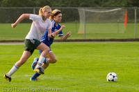6847 Girls Varsity Soccer v Casc-Chr 101111