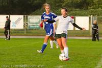 6854 Girls Varsity Soccer v Casc-Chr 101111