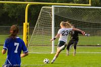 6862 Girls Varsity Soccer v Casc-Chr 101111