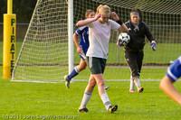 6874 Girls Varsity Soccer v Casc-Chr 101111