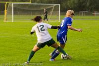 6890 Girls Varsity Soccer v Casc-Chr 101111