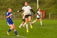 6892 Girls Varsity Soccer v Casc-Chr 101111