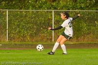 6916 Girls Varsity Soccer v Casc-Chr 101111