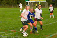 6939 Girls Varsity Soccer v Casc-Chr 101111