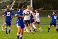 6956 Girls Varsity Soccer v Casc-Chr 101111