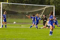6960 Girls Varsity Soccer v Casc-Chr 101111