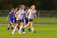 6967 Girls Varsity Soccer v Casc-Chr 101111