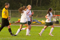 6974 Girls Varsity Soccer v Casc-Chr 101111
