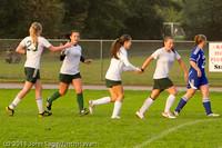 6979 Girls Varsity Soccer v Casc-Chr 101111