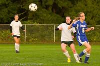 6990 Girls Varsity Soccer v Casc-Chr 101111