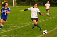 6998 Girls Varsity Soccer v Casc-Chr 101111