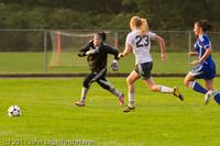 7026 Girls Varsity Soccer v Casc-Chr 101111
