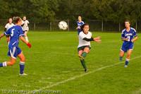 7049 Girls Varsity Soccer v Casc-Chr 101111