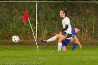 7072 Girls Varsity Soccer v Casc-Chr 101111