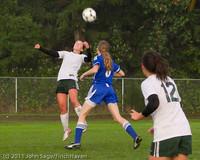 7109 Girls Varsity Soccer v Casc-Chr 101111