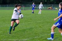 7184 Girls Varsity Soccer v Casc-Chr 101111