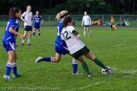 7201 Girls Varsity Soccer v Casc-Chr 101111