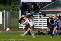 7222 Girls Varsity Soccer v Casc-Chr 101111