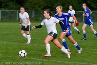 7240 Girls Varsity Soccer v Casc-Chr 101111