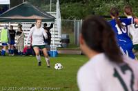 7247 Girls Varsity Soccer v Casc-Chr 101111